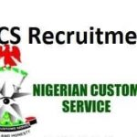 Custom Recruitment 2020/2021 Application Form Portal | www.customs.gov.ng
