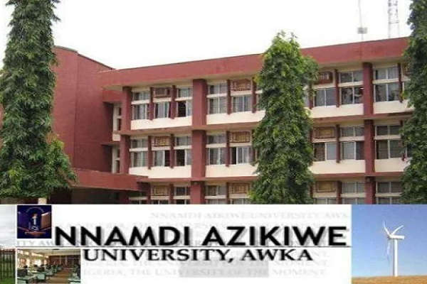 UNIZIK Recruitment 2019/2020 Application Form Portal | www.unizik.edu.ng