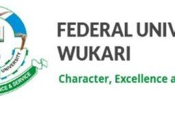 Federal University, Wukari Recruitment 2019/2020 Application Form Portal | www.fuwukari.edu.ng
